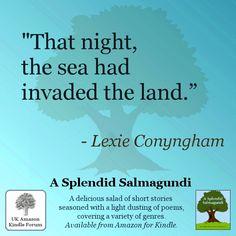'A Splendid Salmagundi' is available to buy from Amazon for £1.03.  http://www.amazon.co.uk/A-Splendid-Salmagundi-ebook/dp/B009RBQSA4/?tag=ethings-21