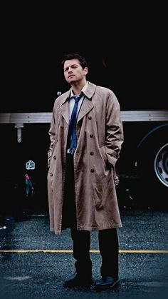 """Castiel"" AKA ""Misha Collins"" in ""The French Mistake"" SPN season 6"