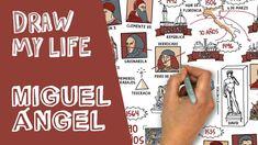 Draw my life - Michelangelo Buonarroti, el artista total