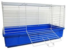 3 Pack - Dreamhome Cage 30x18x17 BLUE - MD >> Remarkable product available now. : Dog cages