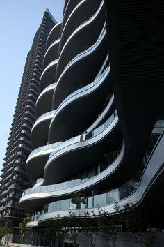 Gallery of Ocean Grand Residence / Dahin Development + T. D. Lee ARCHITECT - 10