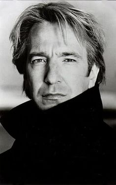Alan Rickman- incredibly attractive, talented, and seriously, who didn't think he was sexy in Harry Potter, or that he has the best voice ever?