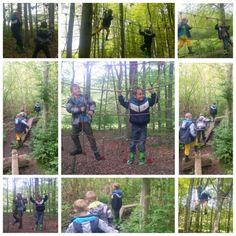 Sjov i skoven