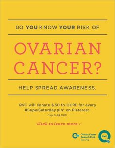 Join the cause for every time this message is repinned qvc will