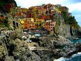 Barrios coloridos alrededor del mundo