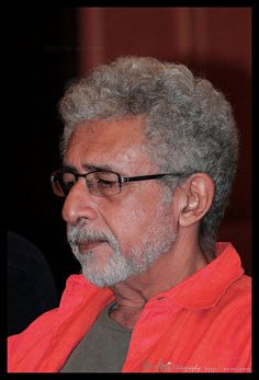 Naseeruddin Shah - the one and only!!