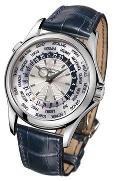 Patek Philippe 5130 World Time