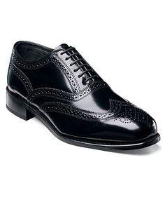 Florsheim Shoes, Lexington Wing Tip Oxford Shoes - Mens All Men's Shoes - Macy's