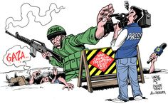 Israel does not have to cover up their  crimes, the media covers up for them