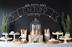 12 Amazing Cheese Table Displays