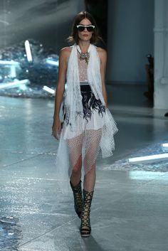 Rodarte RTW Spring 2015 - Slideshow - Runway, Fashion Week, Fashion Shows, Reviews and Fashion Images - WWD.com