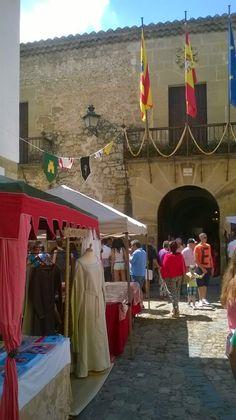 Mercado medieval de Rubielos de Mora 2014