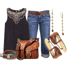 Beaded & Braided by qtpiekelso on Polyvore