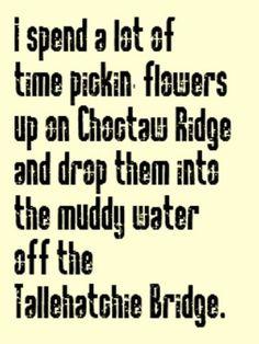 Bobbie Gentry - Ode To Billie Joe - song lyrics, song quotes, music lyrics, music quotes, songs