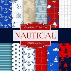 Download Digital Paper - Nautical (DP824)