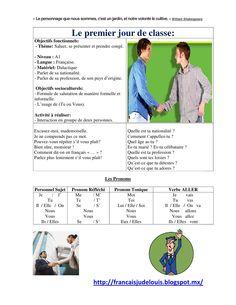 Salutation, présentation by francaisjudelouis via slideshare