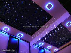 Oświetlenie dekoracyjne sypialni I E-Technologia