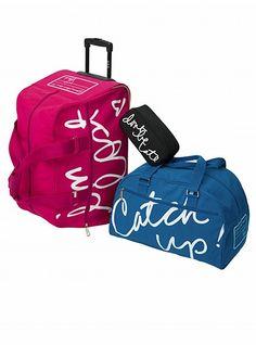 VICTORIA'S SECRET TRAVEL BAGS