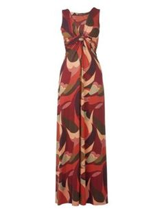 Carribean Maxi Dress