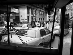 New York Street Photography. Manhattan Taxi Cabs. Wall Art at http://frank-romeo.artistwebsites.com/