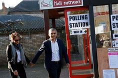 Some respite for Labour leader after UK polls - The Express Tribune Sadiq Khan, Mayor Of London, Polling Stations, Holocaust Memorial, Medical News, Bus Driver, Science News, Pakistani, London