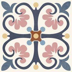 Taco Heritage Mix (Caja - Pull Tutorial and Ideas Stencils Mandala, Mosaic Del Sur, Painted Ceramic Plates, Turkish Pattern, Painting Tile Floors, Tiles Texture, Portuguese Tiles, Tile Patterns, Quilting