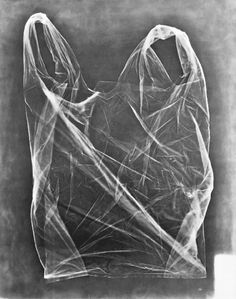 Raina Vlaskovska  | Plastic bag photogram