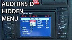 force reboot #RNSE (#Audi, A3, A4, A6, TT, R8, Seat Exeo ...