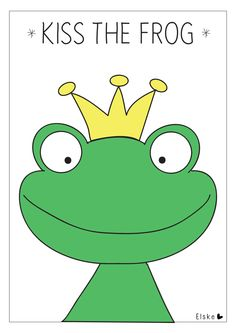 ELSKE PRINTABLE kiss the frog.pdf - Google Drive
