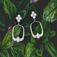 0a30cd57b3c9 Diamond earrings by ASCHERON. 18K Gold.  ascheron  earrings  diamond