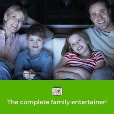 Be it movies, blockbusters, TV series, documentaries, cartoons, language classes, computer classes, etc. RBox is a complete entertainment package for every person of your family... 😃 Get your own RBox today!