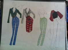 Inserting Plaid in Croquis