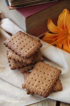 Biscotti alla farina d'avena profumati alle spezie