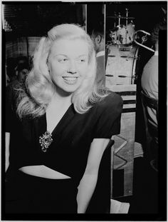 Doris Day  Very young   Just  starting out