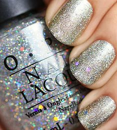 OPI polish is like a disco dance party for your nails!