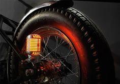 Bobber taillight