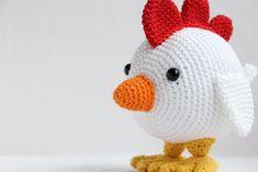Thuis is waar we haken: Krista de kip