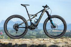 News: Specialized Launches Turbo Levo Pedal Assist Mountain Bike - Singletracks Mountain Bike News Downhill Bike, Mtb Bike, Bike Trails, Bmx Bikes, Road Bikes, Mountain Biking, Giant Bikes, Off Road Cycling, E Mtb