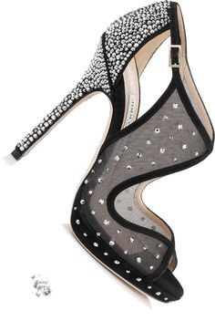 Emmy DE * Jimmy Choo 'Leondra' Fall 2015
