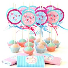 Hello Kitty Cake Pops by ~Très Chic Cupcakes by ShamsD~, via Flickr