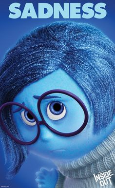 Poster from the movie Inside Out.