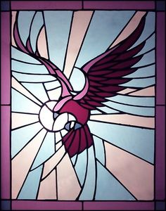stained glass heather - Google Search