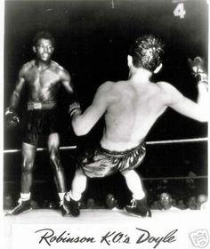 The Day Sugar Ray Robinson Killed Welterweight Jimmy Doyle. Sugar Ray Robinson, Irish American, American Boxer, Mma, Robinson Club, Boxing History, Boxing Fight, Boxing Champions, Boxing