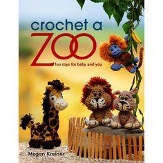 Martingale & Company-Crochet A Zoo