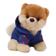 4″ Itty Bitty Boo Jogging Top Plushies #boo #boo #the #cutest #dog #jogging #stuffed #toy #plush #plushie
