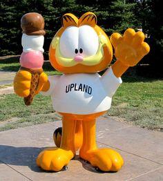 Jim Davis, Garfield | Fairmount, Indiana's Garfield the Cat | Grant County Visitors Bureau