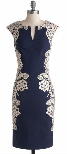 applique dress inspiration only