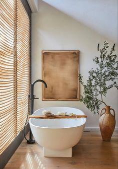 Bathroom Interior Design, Interior Exterior, Home Interior, Interior Decorating, Home Design, Bathroom Inspiration, Small Laundry Rooms, Laundry In Bathroom, White Bathroom
