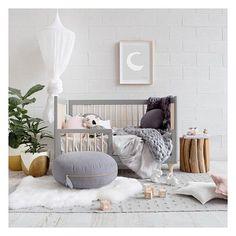 Design Kids Australia | Modern nursery furniture for baby #lollycot #modernnursery #babycot