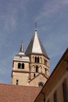 Abbaye de Cluny, France